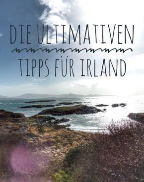 Auf meinem Blog verrate ich dir die besten Insider-Tipps für deinen Urlaub in Irland und weitere tolle Inspirationen für deine Reise!