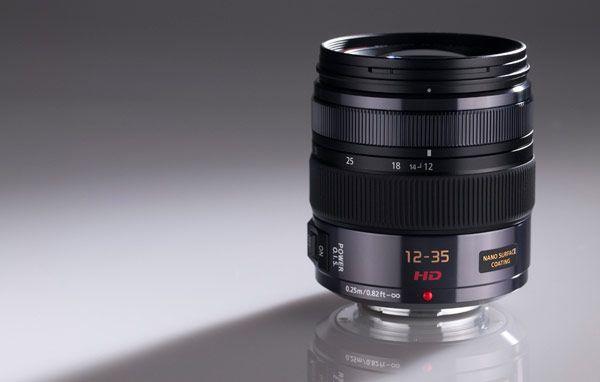 Lumix G X Vario 12-35mm. Constant f/2.8!