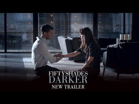 Christian et Ana Sont Plus Sexy Que Jamais Dans le Nouveau Trailer de Cinquante Nuances Plus Sombres