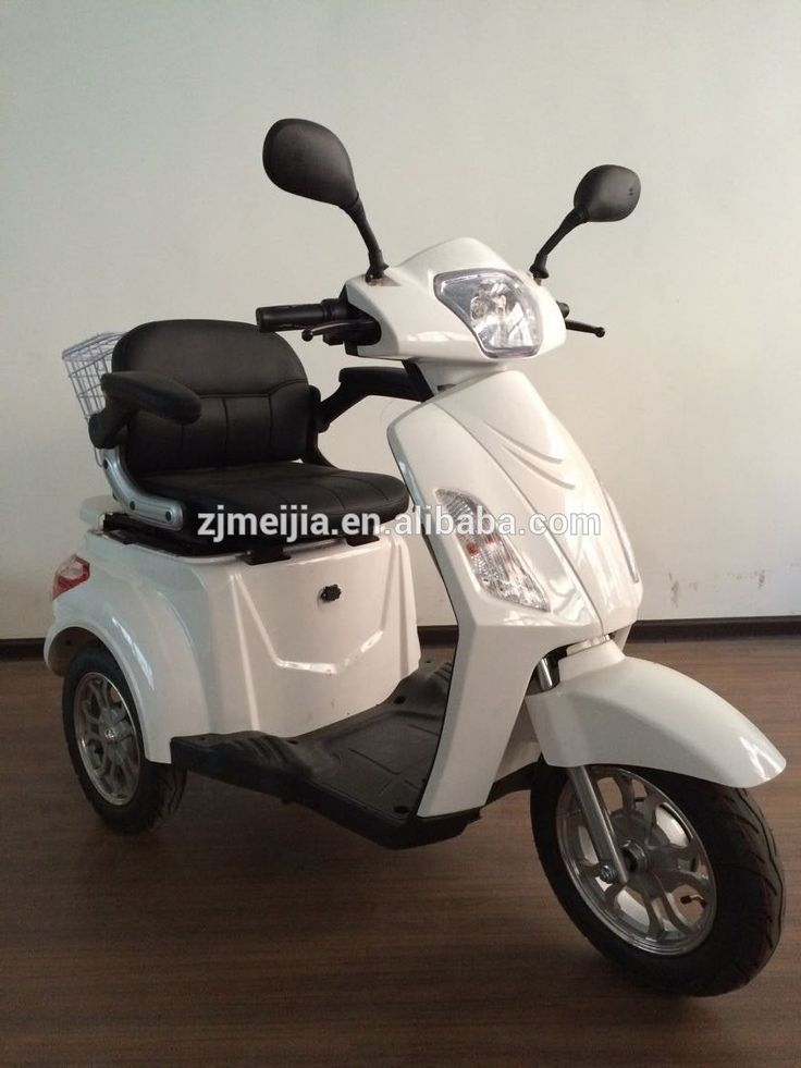 2015 Adult Electric 3 Wheel Scooter Mj 18 Photo Detailed