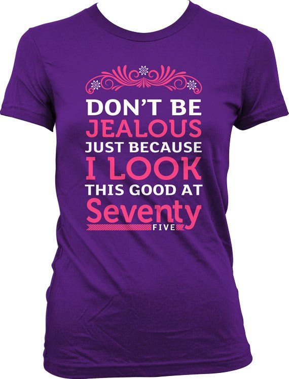 75th Birthday Gift For Women T Shirt Age 75 In 1941 Gifts