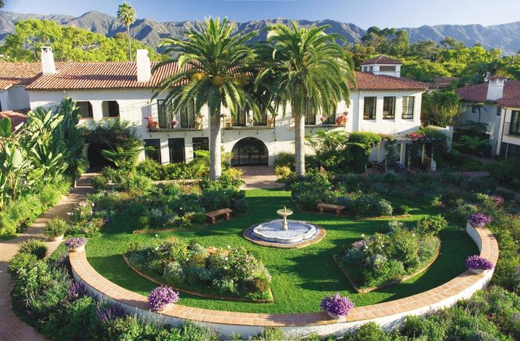 «Четыре сезона Билтмор Санта-Барбара», Калифорния (Four Seasons the Biltmore Santa Barbara)