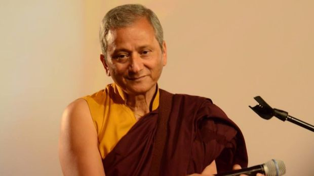 """'There are often implausibly simple solutions to the implausibly convoluted problems that unsettle us, according to the director of Bhutan's Gross National Happiness Centre, Dr Saamdu Chetri.  """"It is a choice to be happy or to be sad in any given situation,"""" said Chetri.' - Sarah Berry The simplicity of happiness according to Bhutan's happiness guru:"""