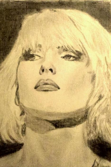 Debbie Harry by Lindasart