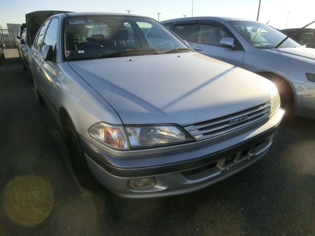 Amazing WE CAN GIVE YOU CARINA IN US$ 650 TOYOTA CARINA 1997/3 SI
