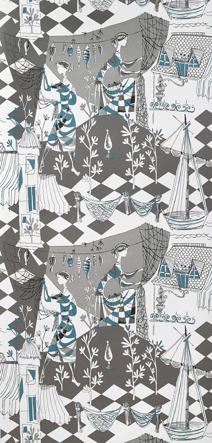 43 best gast n y daniela images on pinterest chairs - Papel pintado gaston y daniela ...