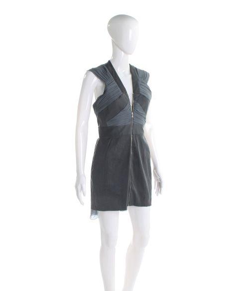 Empire Zip marble dress. Price $290