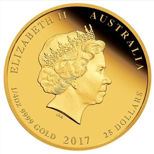 The ANZAC Spirit 100th Anniversary Coin Series – Beersheba 2017 1/4oz Gold Proof Coin | The Perth Mint