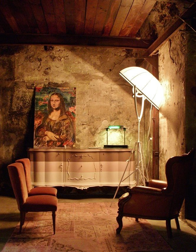 Hollywood Regency sideboard by Domus Nova Interiors