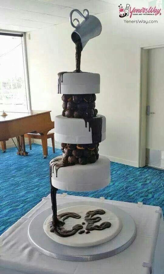 Pasteles para boda -¡10 sabrosas ideas para copiar!