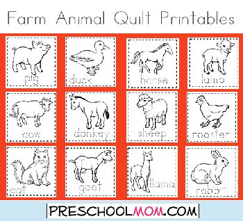 7 best farm animals colouring images on pinterest animal coloring pages children coloring. Black Bedroom Furniture Sets. Home Design Ideas
