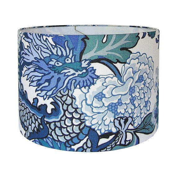 Best 25+ Blue lamp shade ideas on Pinterest   Navy blue lamp shade ...