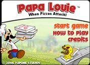 juegos de cocina Papa Louie