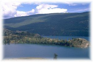 Kalamalka lake cliff jumping and boat rentals!