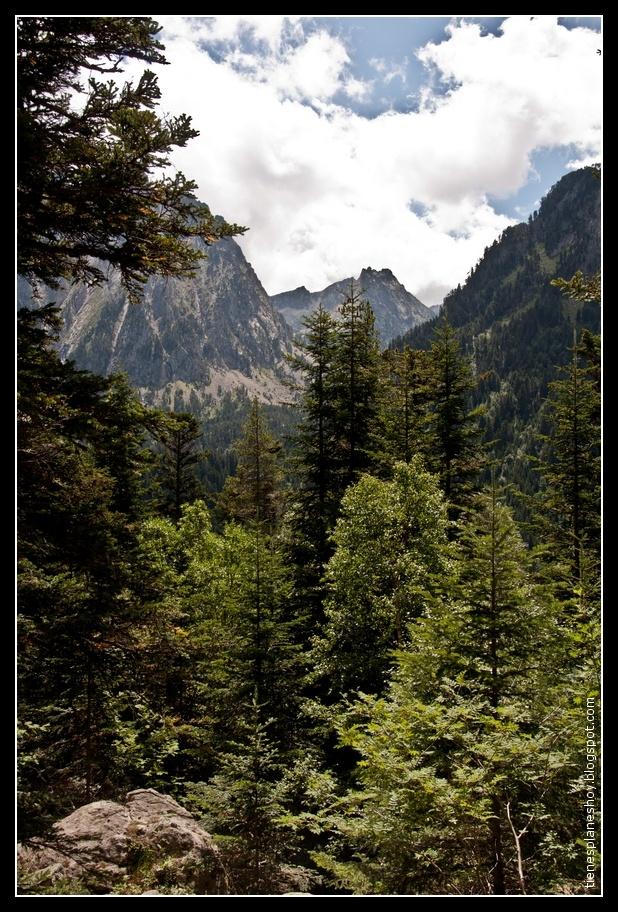 Parc Nacional d 'Aigüestortes Catalonia