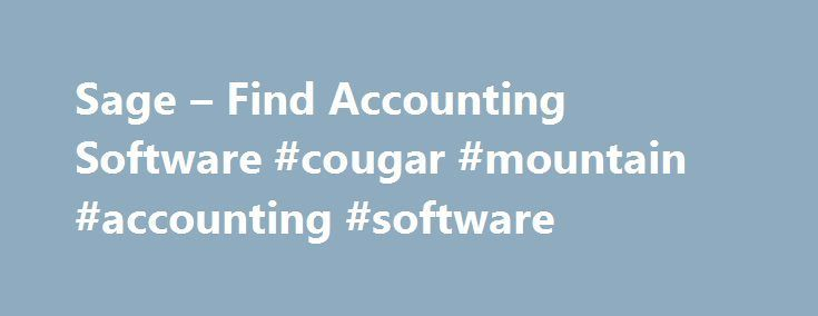 Nice Network Security 2017: Sage – Find Accounting Software #cougar #mountain #accounting #software dallas... dallas Check more at http://homesecuritymonitoring.top/blog/review/network-security-2017-sage-find-accounting-software-cougar-mountain-accounting-software-dallas-dallas/