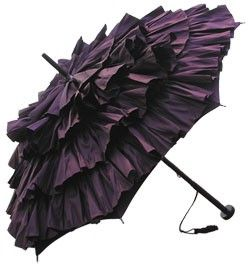 Parasol. I wonder if Alexia's might have looked similar?