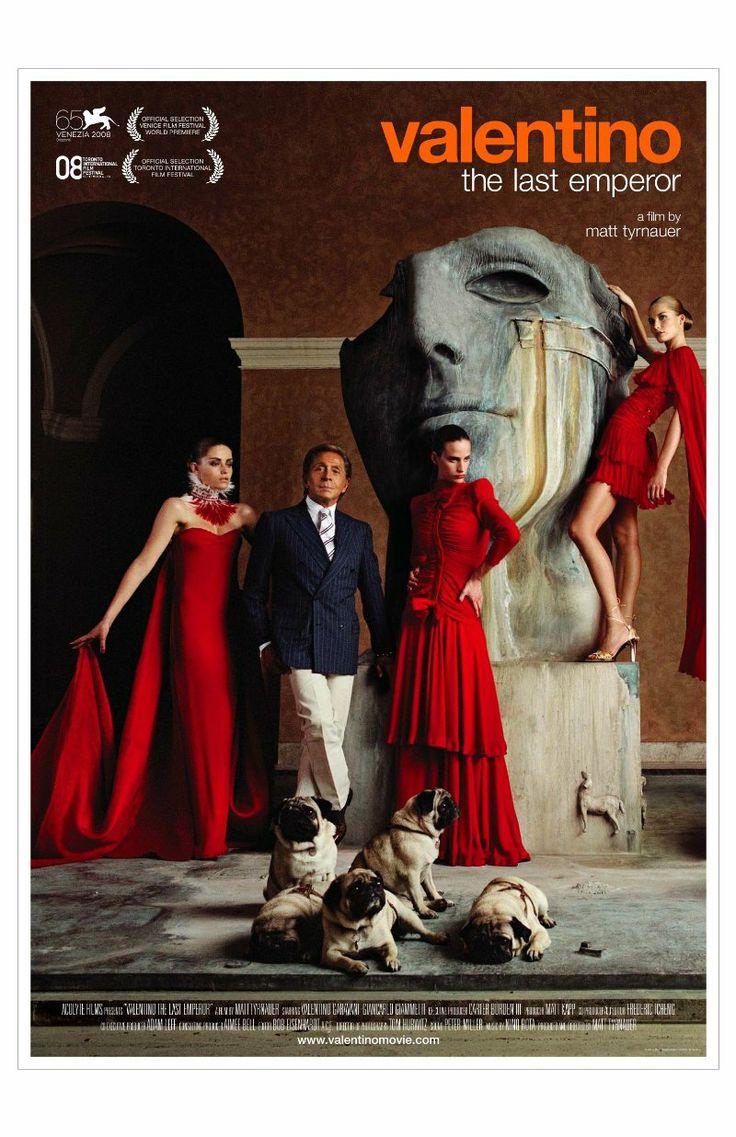 Valentino: The Last Emperor (2008) Poster