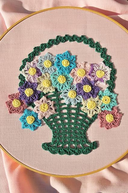 975 Best Crochet Decorations Images On Pinterest Appliques Crafts