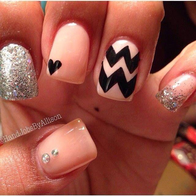 Kbshimmer Spring 2014 Chevron Dot Nail Art Easter Design: 17 Best Images About Love Nail Designs On Pinterest