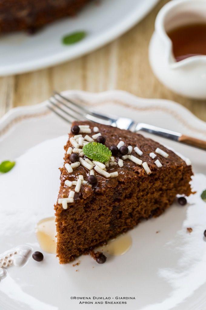 Marsala Wine Chocolate Cake
