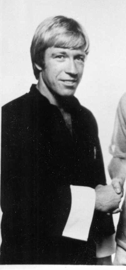chuck norris 1976