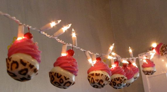 Fake Cupcakes Wild Side Collection String of by 12LegsCuriosities, $42.00