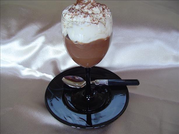Homemade Chocolate Pudding With Baileys Irish Cream Recipe ...