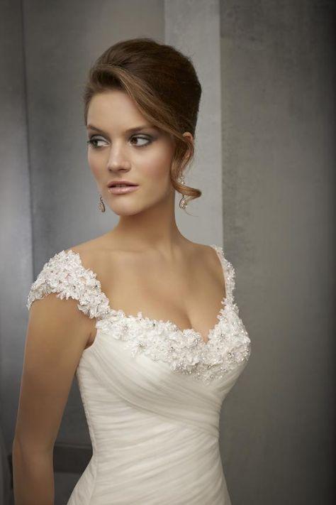 Robe de Mariée 39034 collection Madeline Gardner | Just Married France