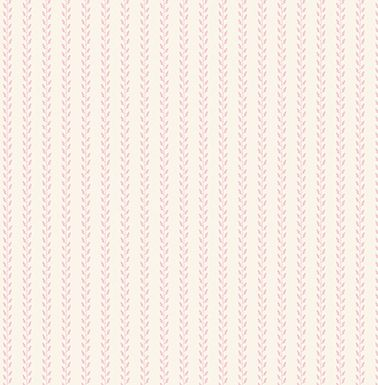 Leaf garland pink from the All That Is Spring range by Tilda