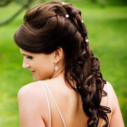 Brudfrisyr / Strand Salongen bridal hair