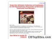 The Ultimate Cookbook Collection on CD