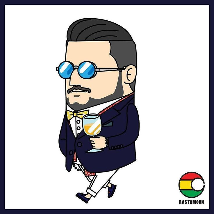 by @rastamoon Click #draghetto86sketch to view all illustrations #vincenzolangella #draghetto86