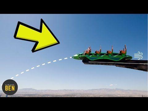 7 Atracciones Turísticas Mas Extremas Del Mundo - YouTube
