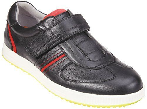 Mens Golf Shoes Idea | Southport Mens Golf Shoes Spikeless SX8760 Black 8 *** Check out the image by visiting the link. Note:It is Affiliate Link to Amazon.
