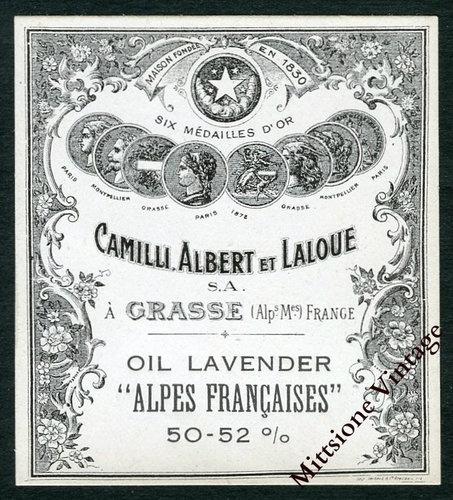 17 best images about all lavender vintage cards labels for Ada jardin perfume