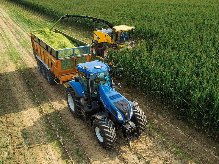New Holland - T8 Auto Command