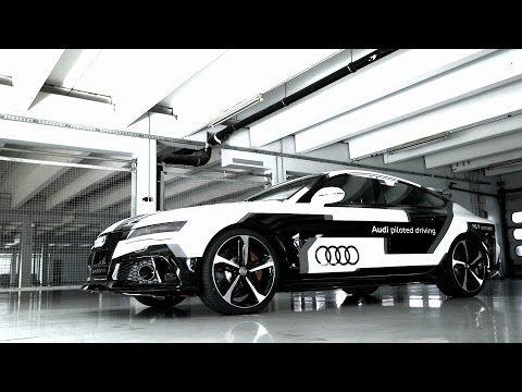 Audi demonstreert autonoom racen met RS7 - DrivEssential