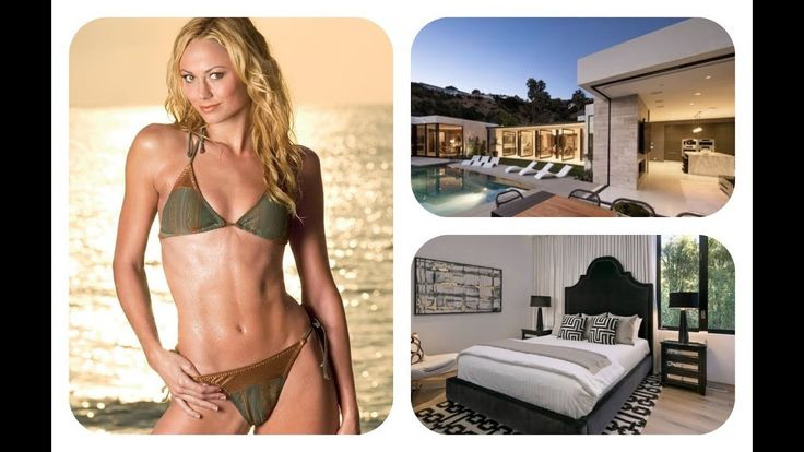 Tour Stacy Keibler 's Beverly Hills Mansion