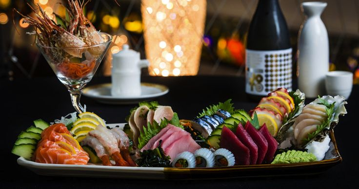 Seafood, Steaks & Sushi Restaurant - Mitch's on El Paseo - Palm Desert   voted #6 for ambiance