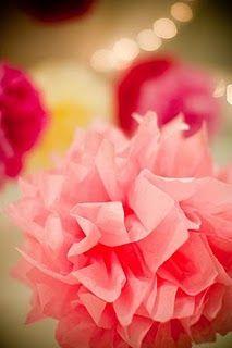 TIssue Paper Flowers: Handmade Tissue, Relationships Asian Woman, Asian Girls Asian, Tissue Paper Flowers, Paper Pom, Girls Asian Woman, Pompom Garlands, Pom Pom, Girls Rooms