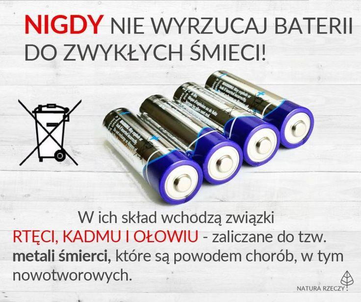 Przeczytaj jakie konsekwencje dla zdrowia może mieć zetknięcie się z uszkodzoną baterią.
