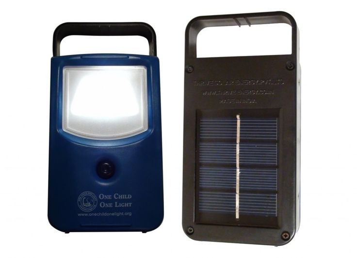 Read about how the THRIVE Solar lanterns are useful for emergency kits on Norma Gouma' Eco Blog.