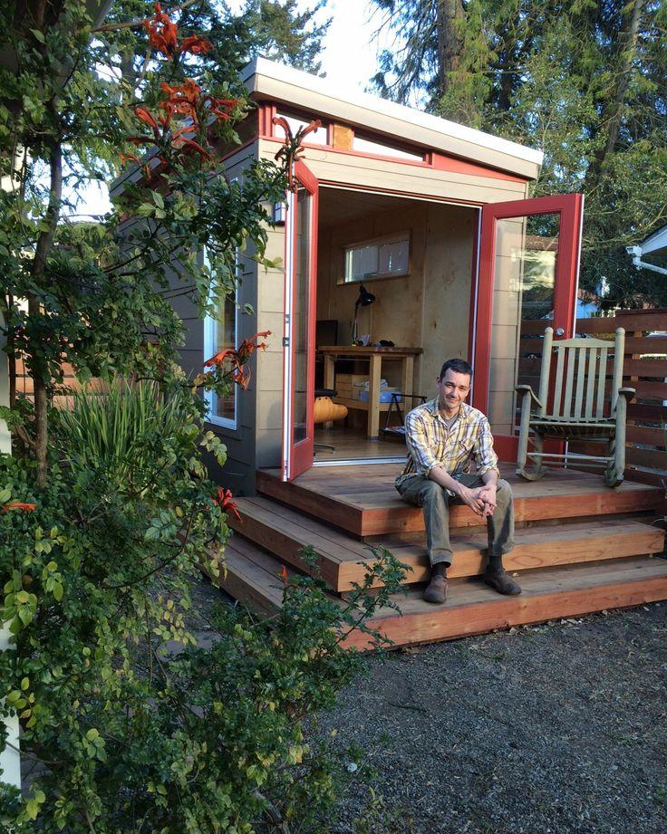 85 best Studios images on Pinterest Sheds Garden sheds and Home
