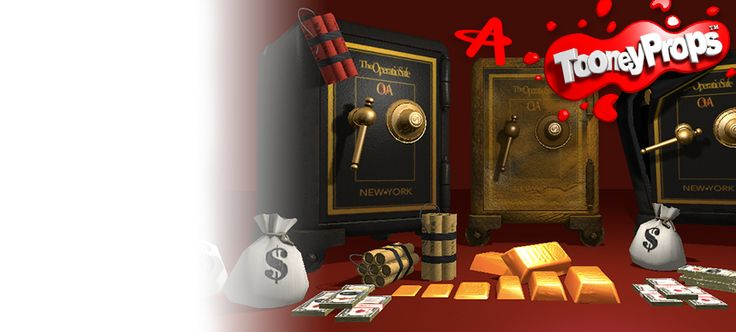 TooneyProps: Classic Old SAFE + Valuables Package