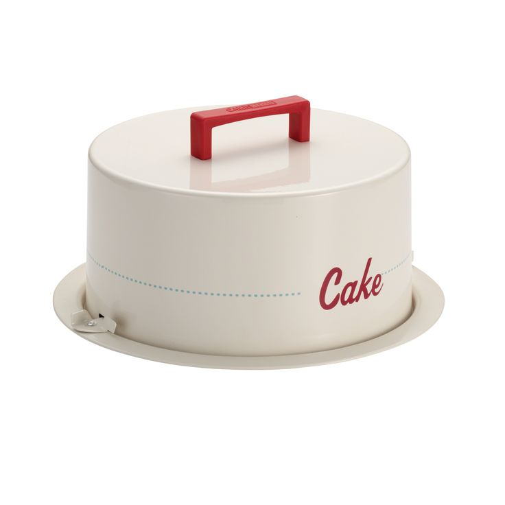 Cake Boss™ Cake Carrier (Taart drager).