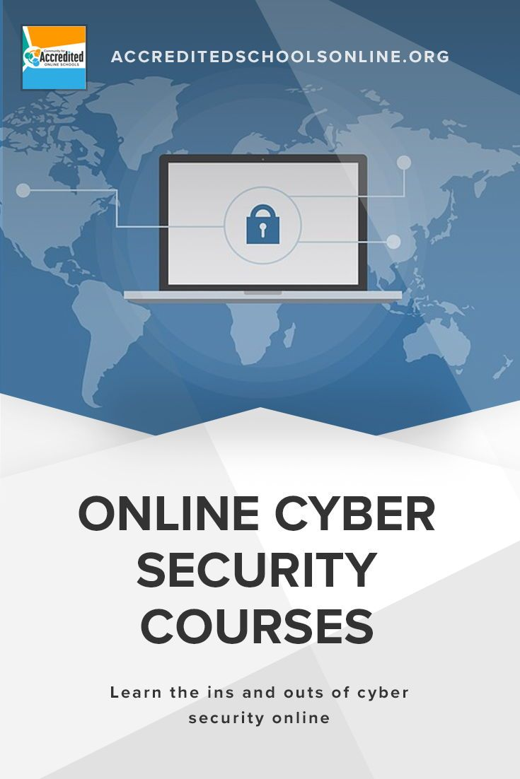 Electronic Surveillance Identity Theft Hacking These Are Just A Few Of The Cyber Security Threats A Cyber Security Course Security Courses Online Education