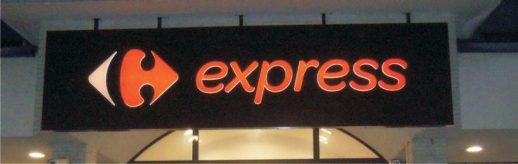 Express w wydaniu pomarańczowo czarnym