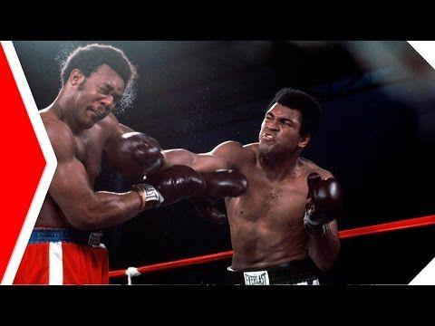 Лучшие нокауты и моменты Мухамеда Али - Топ 10 Мухаммед Али лучшие бои – бокс, удивительная скорость - YouTube