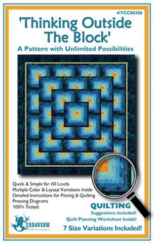 Thinking Outside The Block 93 2543 Patterns For Class